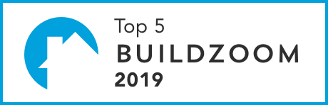 BuildZoom.com top 5 homebuilders 2018 buildzoom partner
